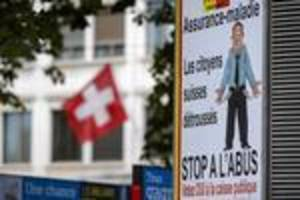 Swiss voters reject shift to state-run health insurance